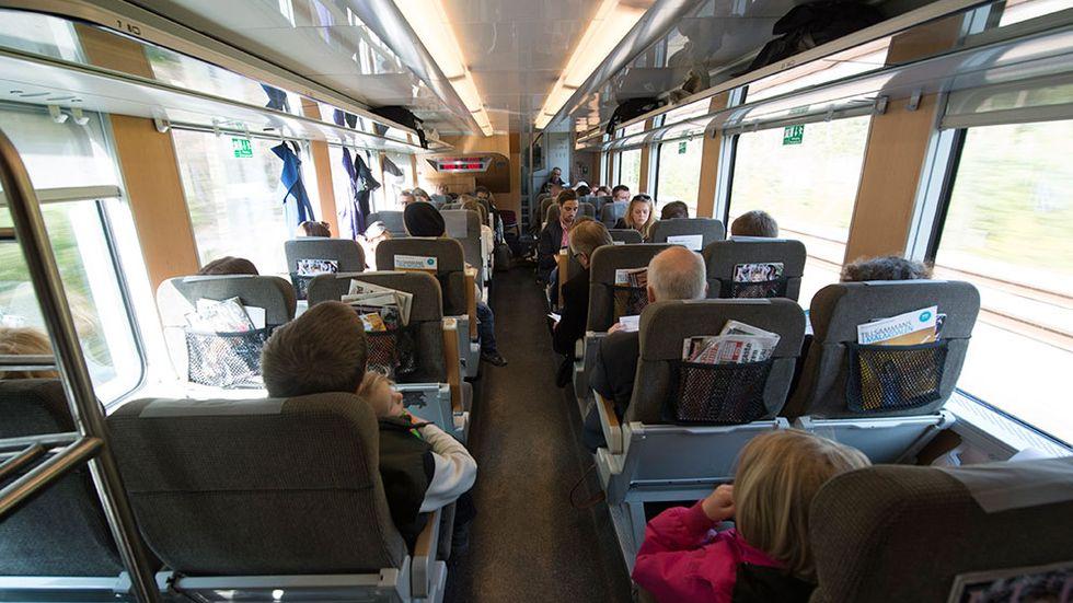 Moderna regionaltåg är det snabbaste landtransportmedlet och vidgar området för det dagliga resandet, skriver Gunnar Davidsson.