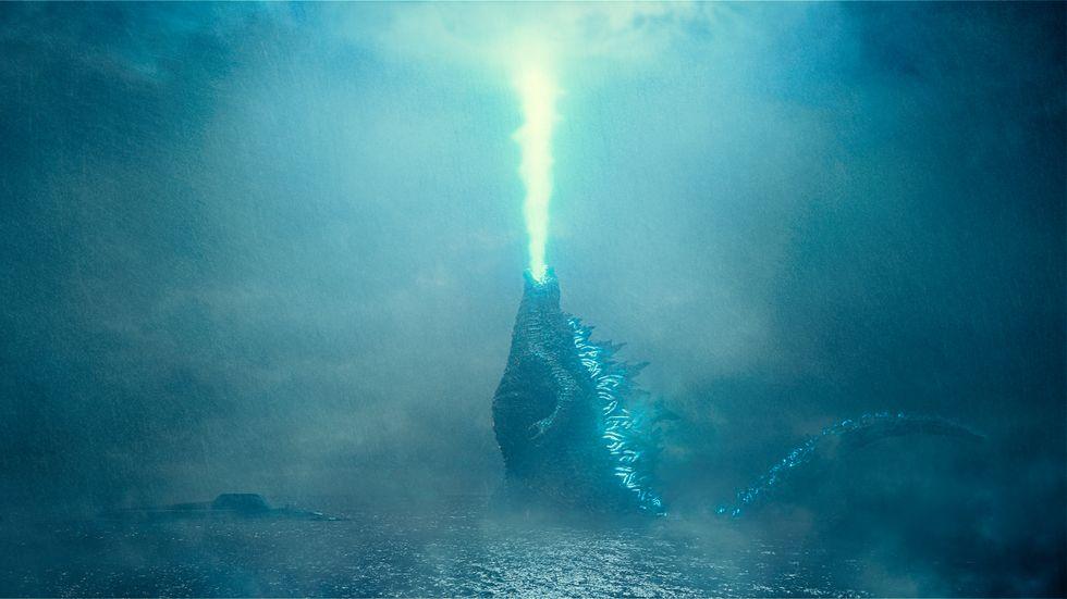 """Godzilla II: King of the monsters""."