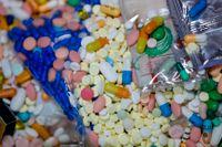 Antalet personer som avled efter att ha överdoserat opioider steg med nästan 60 procent i Kanada under våren. Arkivbild.