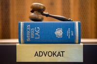 Advokaterna anmäldes till samfundet tidigare i år. Arkivbild.