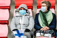 Rekordhöga smittotal i Finland