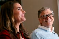 Melinda och Bill Gates skiljer sig efter 27 år.
