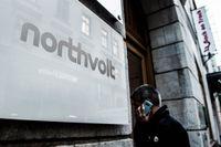Northvolt börjar få finansieringen på plats för sin batterifabrik i Skellefteå. Arkivbild.