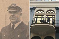 Karl Erik Thunberg befanns sig på Fenixpalatset den 6 januari 1918 –sedan försvann han spårlöst. Men förklaringen kom till slut...