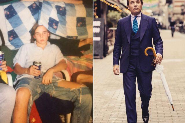 Stilombudsmannen 1993 och i dag.