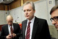 Sten Tolgfors, före detta handelsminister och försvarsminister.