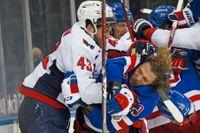 Washingtons Tom Wilson undvek avstängning efter attackerna i NHL-matchen mot Rangers.