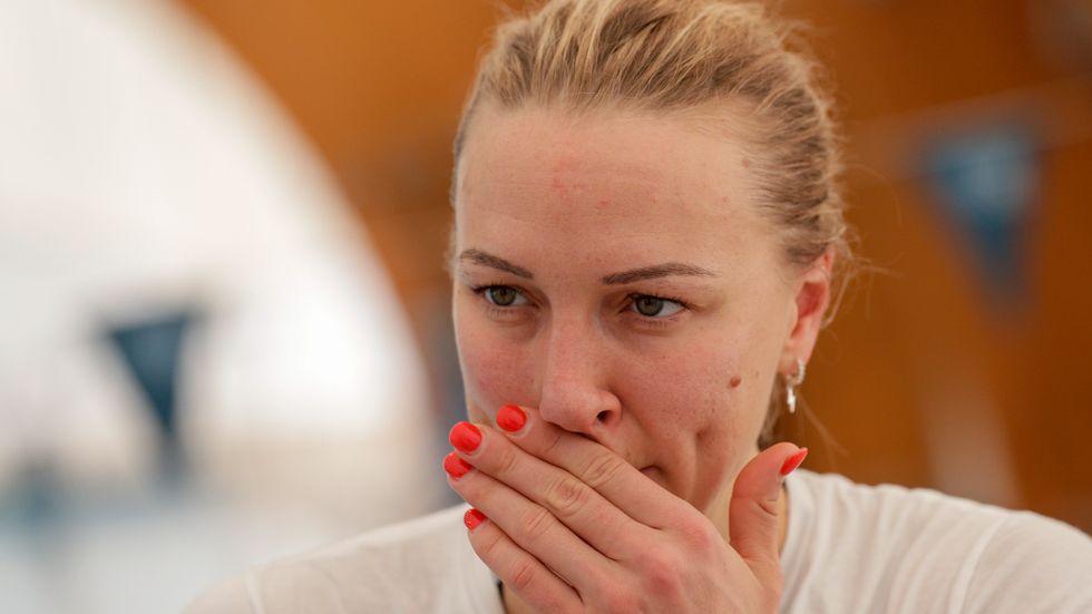 Sarah Sjöström. Arkivbild.