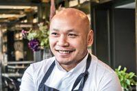 Kocken Sayan Isaksson utvidgar smakpaletten på Berns.