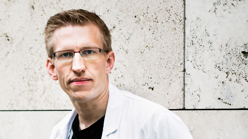 Anders Håkansson, enhetschef för spelberoendemottagningen i Malmö och den första professorn i beroendemedicin med inriktning på spelberoende.