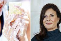 Vad gör vi med vår hudflora? frågar sig Johanna Gillbro.