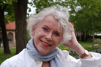 Gaby Wigardt, som i många år skrev om Stockholms nöjesscen i SvD, minns Annalisa Ericson.