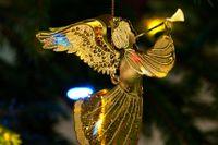Gott om paradoxer i änglarnas historia