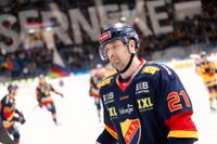 Patrik Berglund spelade i Djurgården den senaste säsongen, men vill nu till Brynäs. Arkivbild.