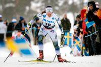 I januari blir det ytterligare ett världscuplopp i Falun för Charlotte Kalla och de övriga landslagsåkarna. Arkivbild.