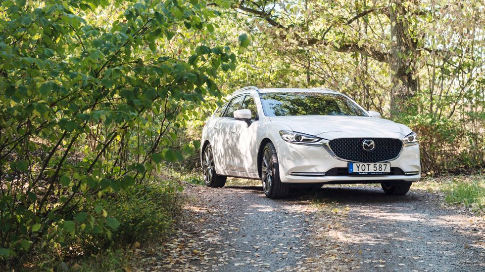 En helt ny bil, hävdar Mazda när de nu lanserar den nya sexan. Det är en sanning med modifikation.