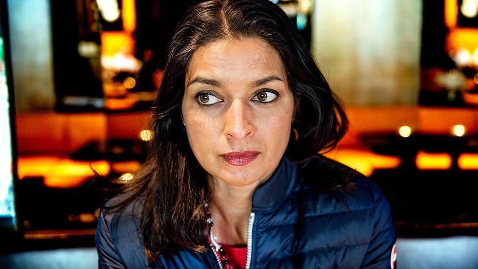 Indisk-amerikanska Jhumpa Lahiri är numera bosatt i Rom.