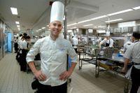 Klas Lindberg var ansvarig för maten på Nobelfesten 2014. Nu öppnar han egen krog.