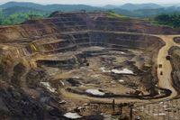 Delägda, kongolesiska Tenke, som är en kopparfyndighet med värdefullt koboltinnehåll, producerar mer än tre gånger så mycket koppar som de helägda gruvorna sammantaget.