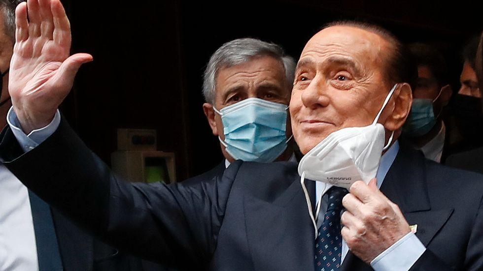 Italiens före detta premiärminister Silvio Berlusconi vill inte låta en psykolog utvärdera hans psykiska hälsa inför en rättegång. Arkivbild.