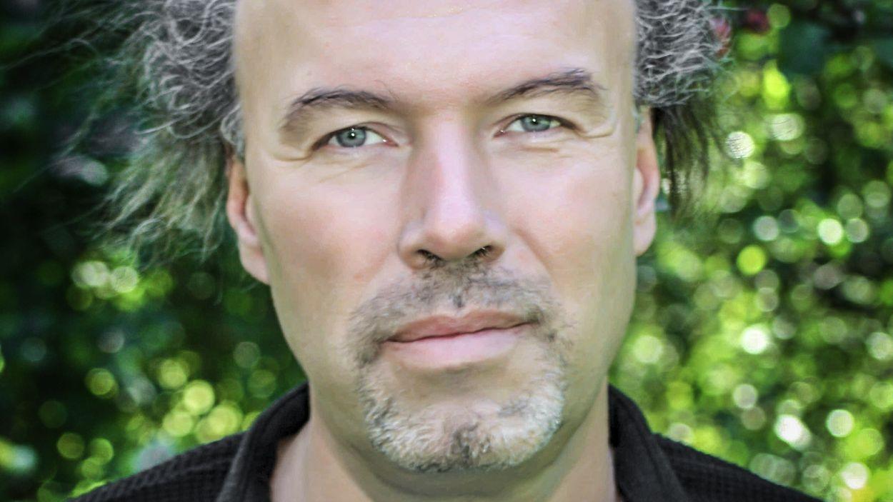 Nils Erik Forsgård.