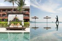 Fem romantiska hotell att tillbringa smekmånaden på