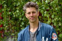 "Fredrik ""Benke"" Rydman, dansare och koreograf."