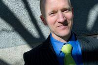 Albin Rännar, chef för Aktiespararnas Intressebevakning.