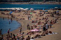 De populära destinationerna är kustremsorna Costa del Sol och Costa Blanca. Den tidigare favoriten Mallorca börjar även komma tillbaka. Arkivbild.