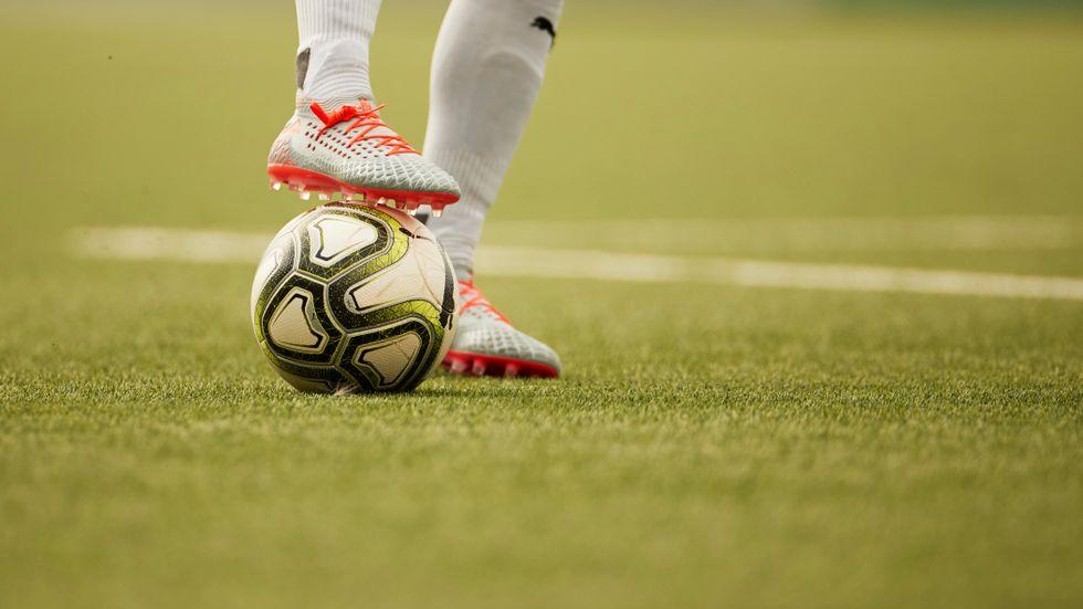 Sex spelare och ledare i Umeå FC har testat positivt för covid-19. Arkivbild.
