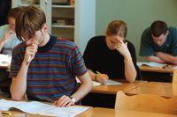 I Sverige har 44 procent av den arbetsföra befolkningen läst vidare efter gymnasiet.