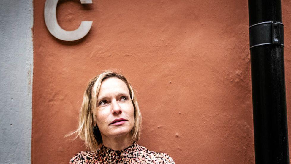 """Géraldine Schwarz, författare till """"Medlöparna""""."""