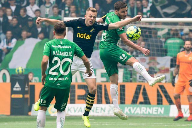 Allsvenskan i fotboll får starta den 14 juni. Däremot lär det inte bli publik på läktaren förrän tidigast i höst.
