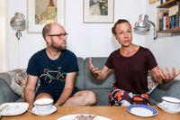 Anders Ljung och Pernilla Lovén har närmat sig genustänket från olika håll.